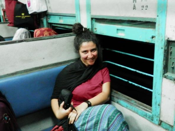 Asiento tren India