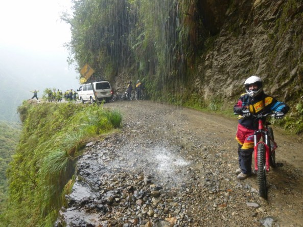 bolivia camino yungas