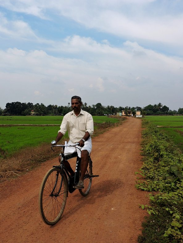 alleppey bici backwaters