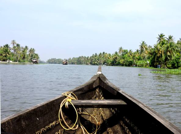 backwaters kerala alleppey